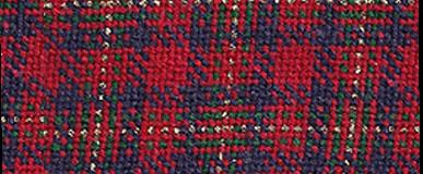 needlepoint tartan